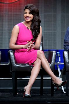 Indian Girls Villa: Priyanka Chopra – 'Quantico' Panel 2015 Summer TCA...