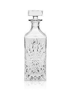 Godinger Dublin Whiskey Decanter. Groomsmen gift with a bottle of whiskey/scotch.