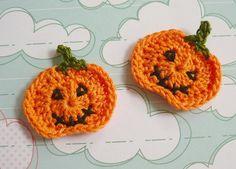 Pumpkin Jack O Lantern Halloween Crochet.Halloween crochet - LoveItSoMuch.com