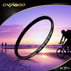 CACAGOO 52mm Pro HD Super Slim MRC UV Filter Germany SCHOTT Glass Waterproof Nano Multi-Coated for Canon Nikon Snoy Pentax DSLR Camera