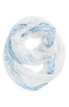infinity scarf / nordstrom