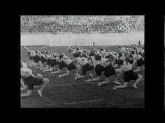 Dutch win stirring gymnastics gold - Amsterdam 1928 Olympic Games
