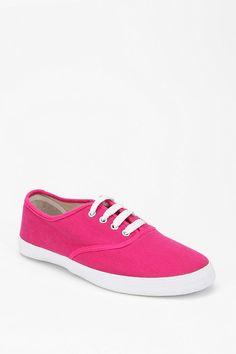 Fashion Color Plimsoll Sneaker