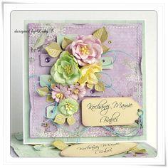 pastel colors, vintage, handmade, Galeria Papieru