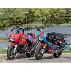 u2umoto's photo Ducati Motorbike, Moto Ducati, Ducati Cafe Racer, Moto Guzzi, Ducati 1000, Motorcycle Types, Hot Bikes, Dirtbikes, Vintage Racing