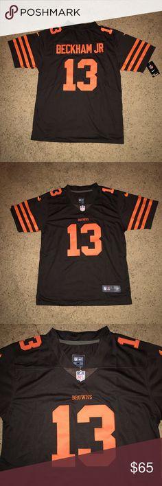 64220837fcd Odell Beckham Jr. Cleveland Browns Nike Jersey Brand new with Tags! Odell  Beckham Jr