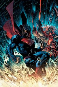 "Snyder and Lee's First ""Superman Unchained"" Arc to Run for Nine Issues - Comic Book Resources"