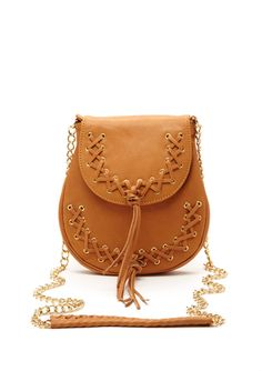Sorial - Chain Crossbody with Tassel