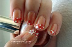 15 + Easy Summer Nail Art Designs, Ideas, Trends & Stickers 2014 ...