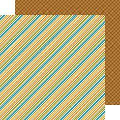 Doodlebug Design Item:4327 fall festival double-sided cardstock
