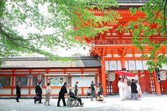 Shimogamo Shrine ②