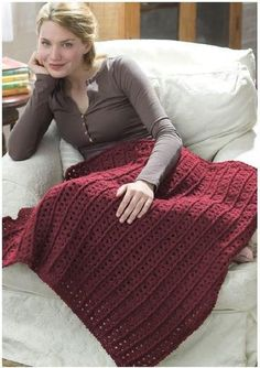Foolproof Afghan Pattern | FaveCrafts.com