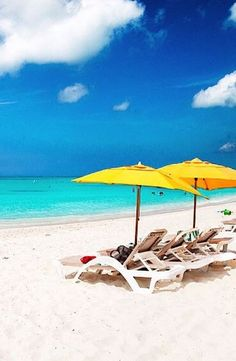 Grace Bay Beach - voted best beach in the world over and over again! (Turks & Caicos)