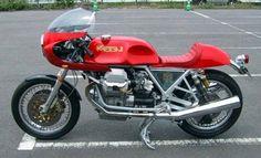 Moto Guzzi vintage