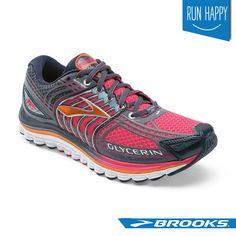 d565489287 Glycerin 12 dama Brooks Running Shoes, Neutral Running Shoes, Running Gear,  Athletic Shoes