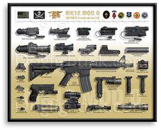 Carbine Limited Edition Prints