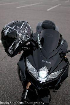 2008 GSXR 600 from Justin Stephens - Suzuki , Kawasaki - Motor Suzuki Bikes, Suzuki Motorcycle, Suzuki Gsx, Motorcycle Gear, 2008 Gsxr 600, Gp Moto, Custom Sport Bikes, Sportbikes, Biker Chick