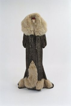 Coat, American or European 1930s