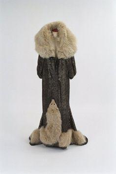 Lady Anstice Howell Coat 1930s Bunka Gakuen Museum