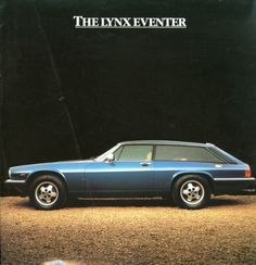 The Lynx Eventer (I just got a new favorite car ;)