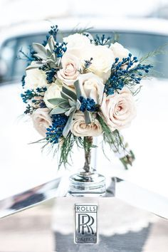 by Chelsea Leave a Comment Today's featured event is a wedding with an eclectic vintage theme. White antique Rolls-Royce, china sets, and floral prints absolutely made for a glamorous feel. Read ...