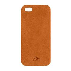 J Crew Leather iPhone 5 Case