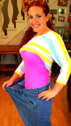 I lost over 100lbs with Weight Watchers! Learn about my journey and get inspired to do it too!