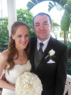 I officiated the wedding of Michael Giani and Kristina Rose at the Walt Disney World Wedding Pavilion. The couple reside in Coconut Creek, Florida.