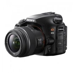 This is one of my cameras the Sony Alpha 65v a great little Performa