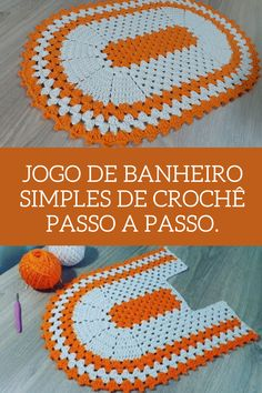 Crochet Owls, Crochet Potholders, Crochet Doilies, Crochet Baby, Basket Weave Crochet, Basket Weaving, Crochet Collar Pattern, Crochet Patterns, Bathroom Crafts