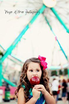 Fair Photo Session Ideas | Props | Prop | Child Photography | Clothing Inspiration| Fashion | Pose Idea | Poses | Carnival | Amusement Park | Rides