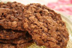 Goda glutenfria kakor - glutenfria amerikanska coo...