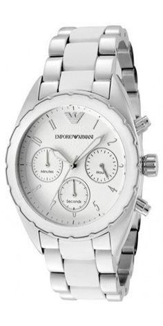 Emporio Armani Damen Uhr AR5940 Chronograph