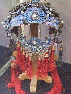 Chinese imperial headdress, Beijing