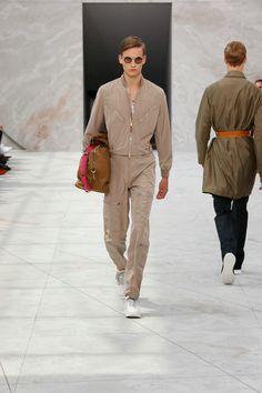 TAN-DEM: Louis Vuitton Men Spring Summer 2015