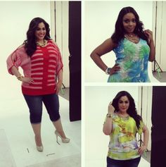 #BehindtheScenes at our #spring photoshoot today! #BTS #fashion #plusmodel @chasitysaunders