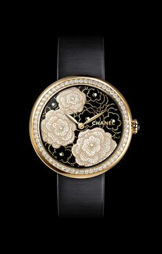 Enter the world of CHANEL and discover the latest in Fashion & Accessories, Eyewear, Fragrance & Beauty, Fine Jewelry & Watches. Stylish Watches For Girls, Trendy Watches, Bling Bling, Chanel Jewelry, Jewelery, Camelia Chanel, Chanel Watch, Black Hills Gold Jewelry, Gold Apple Watch