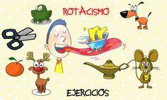 "EJERCICIOS Rotacismo dificultad y problemas para pronunciar la ""r"" fantástico documento Spanish, Disney Characters, Fictional Characters, Language, Snoopy, Classroom, Education, Comics, Kids"