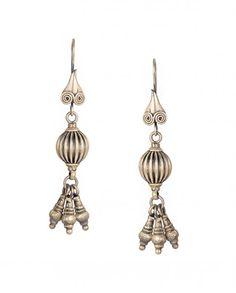 Sterling Silver Dangling Earrings - Silvermerc - Designers