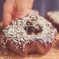 Ganache Donuts recipe