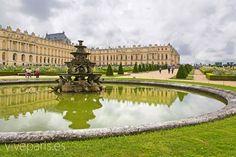 Palacio de Versalles. Jardines. Gardens #paris #travel #viajar #turismo #sights www.viveparis.es