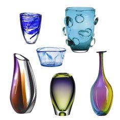 Decor Trends: Colored Glass