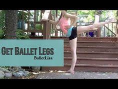 Ballet Leg Workout 2