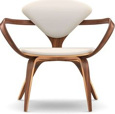 Silueta impecable! I think this chair kinda looks like a ring.