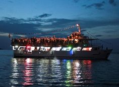 India's Best In Bass Music Host Boat Party At Outlook Festival