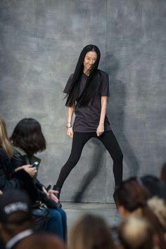 Vera Wang herself Fall-Winter 2015, Womenswear - Catwalks (#20878)