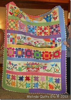 Melinda Quilts ETC: Pat Wys