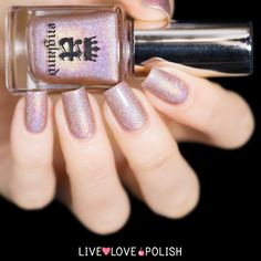 A-England Her Rose Adagio Nail Polish (Ballerina Collection)   Live Love Polish