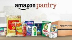 Amazon Now Accepting Pantry Orders in 13 Cities in India, Check If Your Pincode is in the List Amazon Voucher Code, Baby Cooking, Amazon Buy, Thing 1, Household Items, Household Products, How To Get Money, Pantry, Coupons