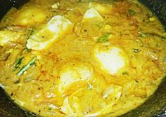 Creamy egg curry Recipe -  Let's cook Creamy egg curry by yourself!